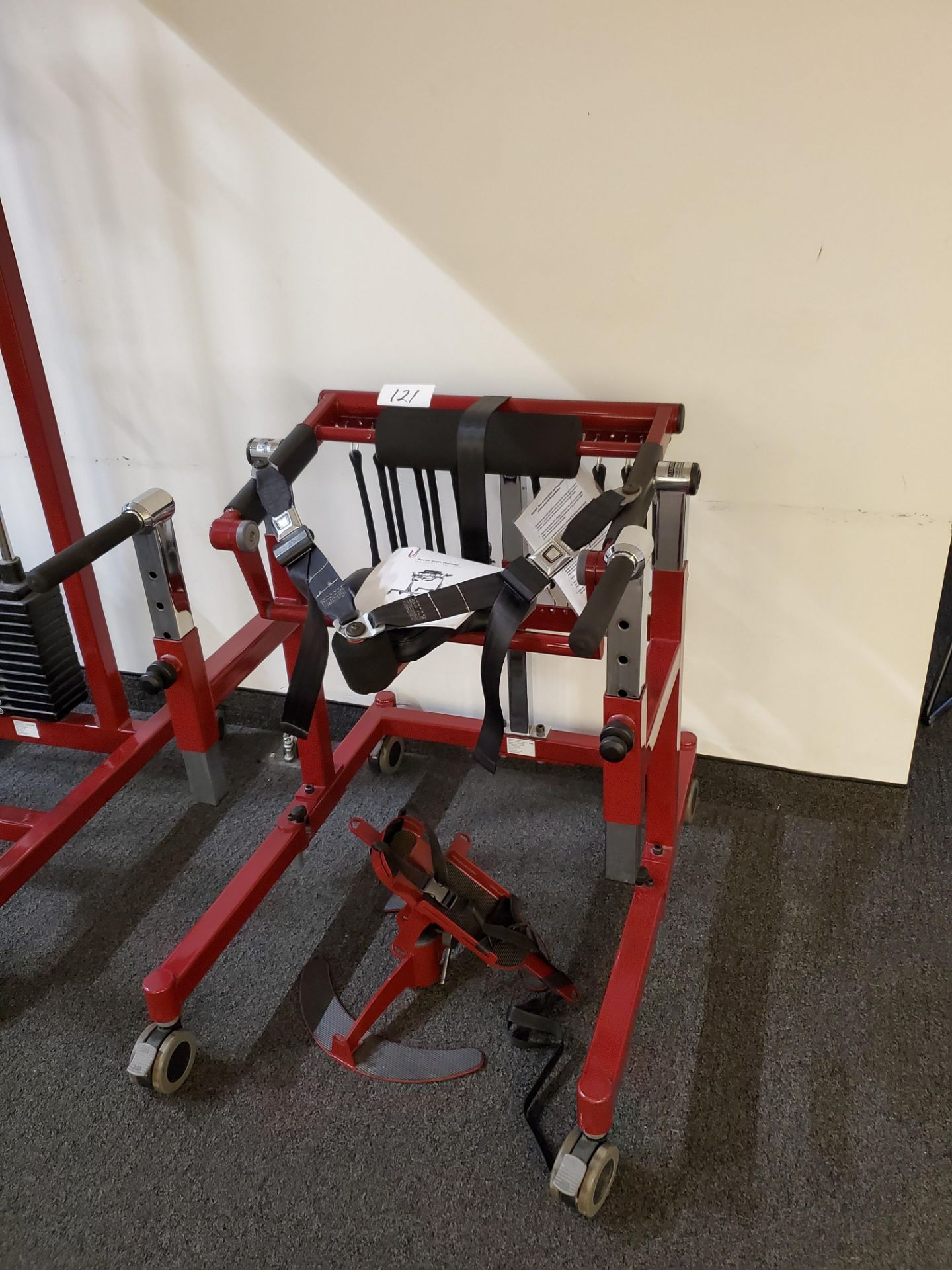 Lot 121 - NeuroGym E-BW-A Bungee Mobility Trainer
