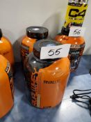 Pair of Rival Whey 5lbs