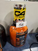 Rival Whey 5lbs and Cellucor C4 Original Workout Supplement