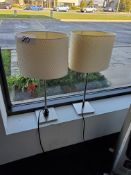 Pair of Night Table Lamps