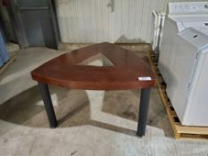 "47"" Triangular Table"