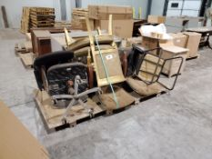 Lot of Misc. Chairs