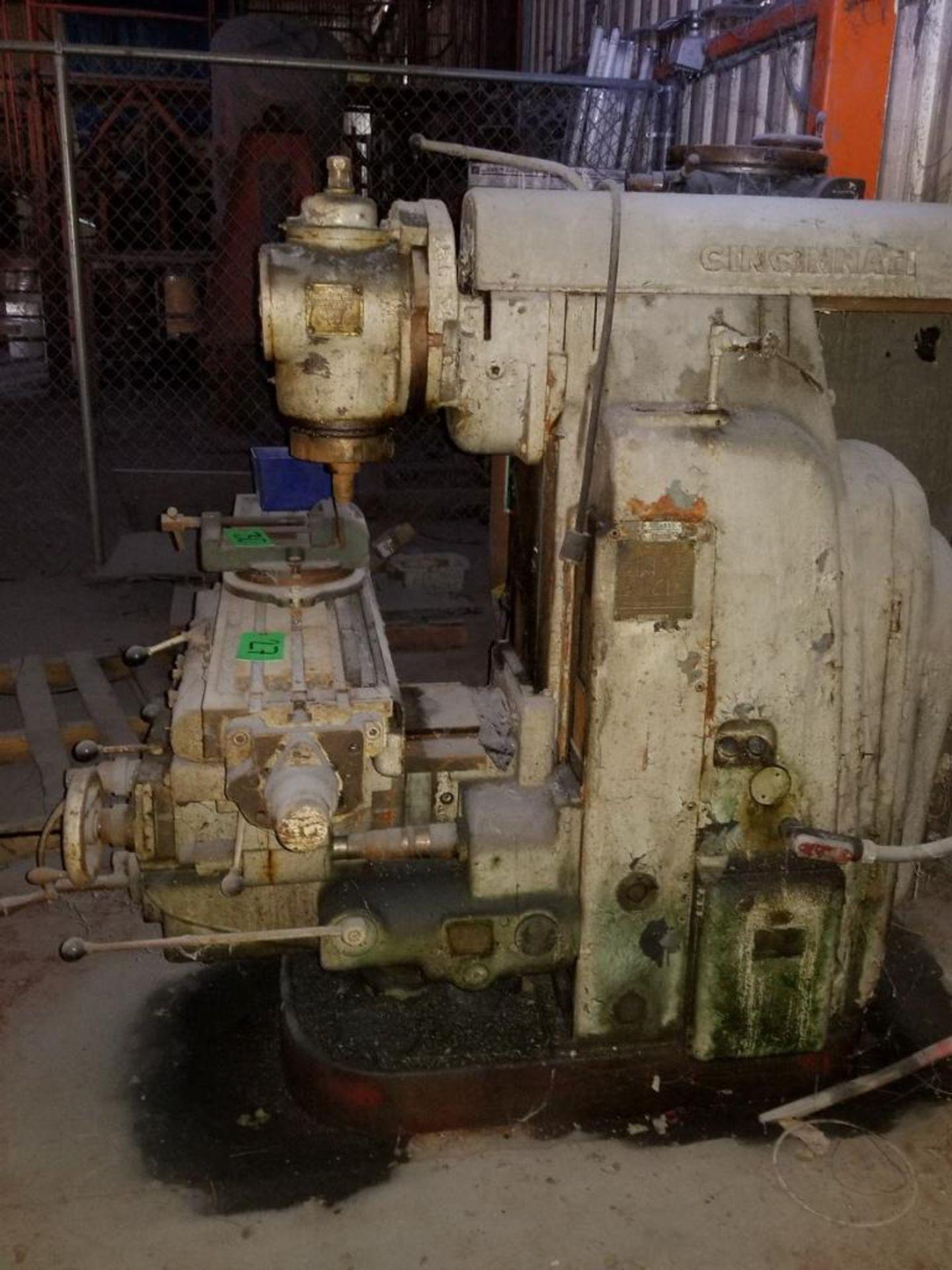 Lot 27 - Cincinnati Radial Arm Drill