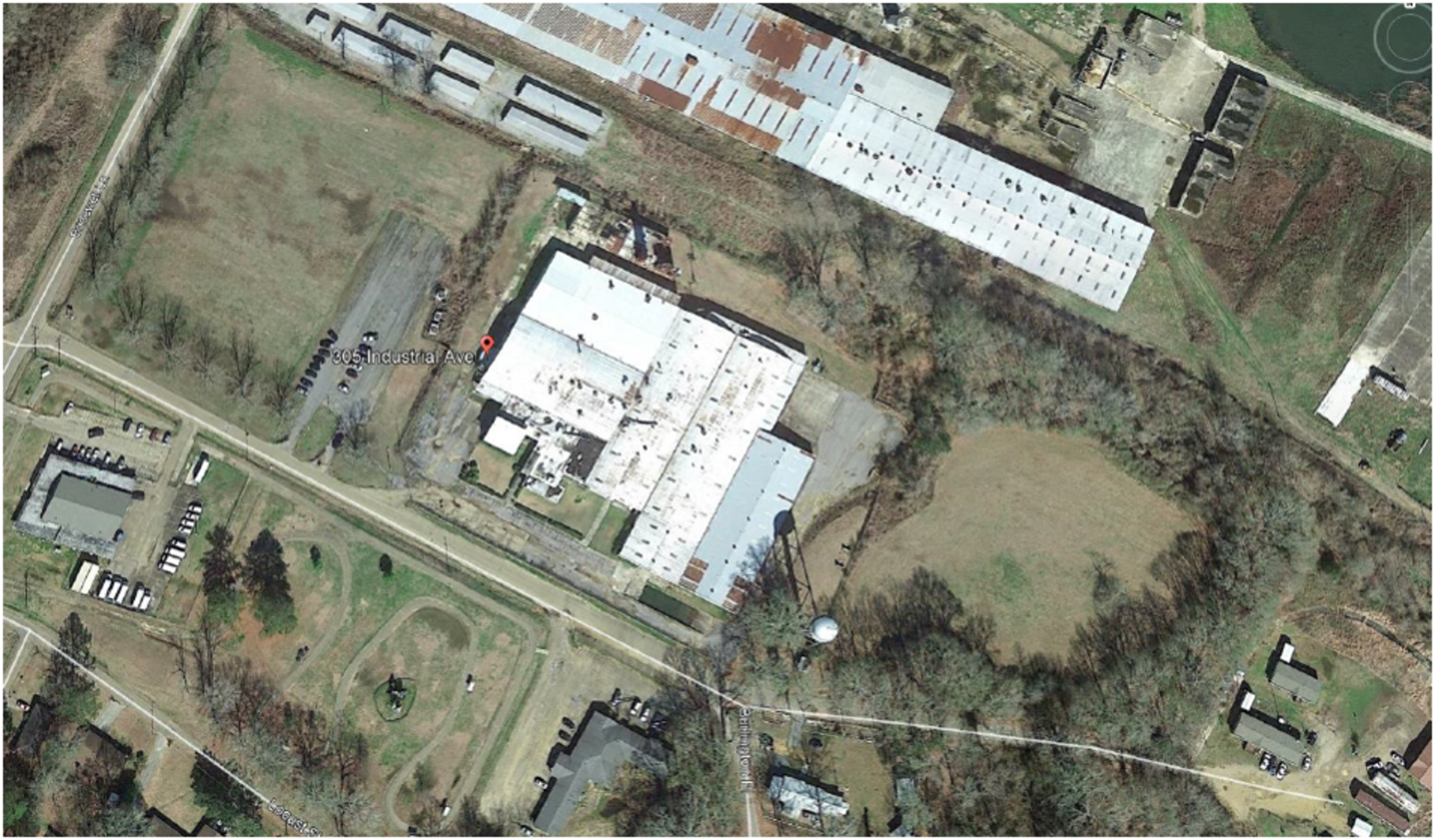 Lot 290 - Real Estate 113,725 square foot Manufacturing and Distribution Facility