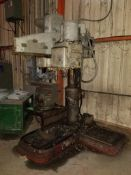 American Radial Arm Drill