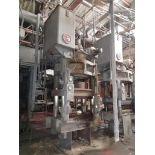 HPM 500T 4-Post Compression Molding Press