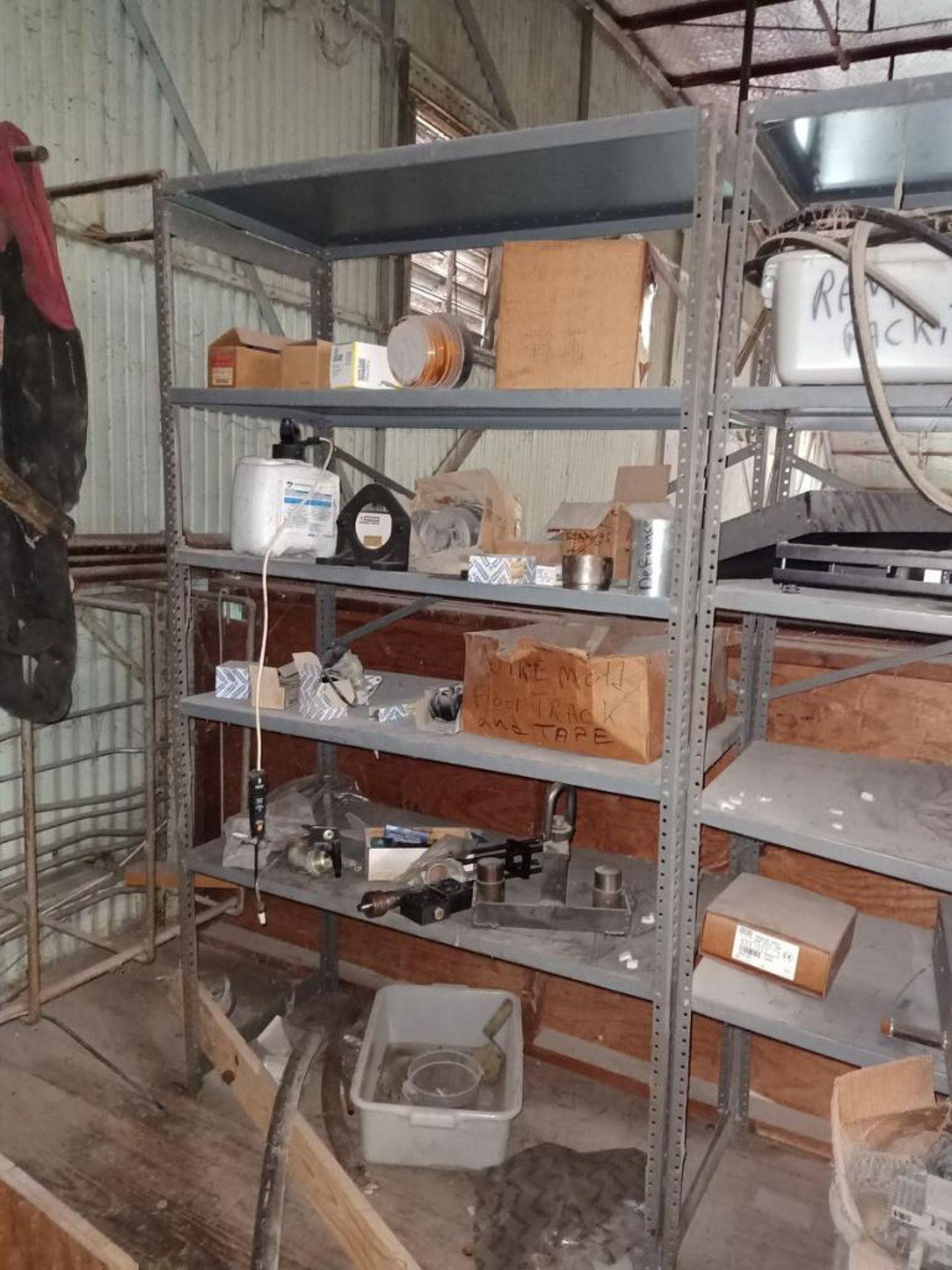 Lot 130 - Contents of Mezzanine