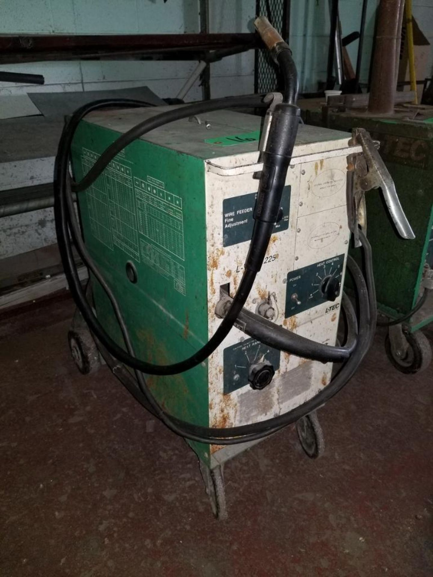Lot 16 - L-Tech Mdl. L-TEC-225 Welder