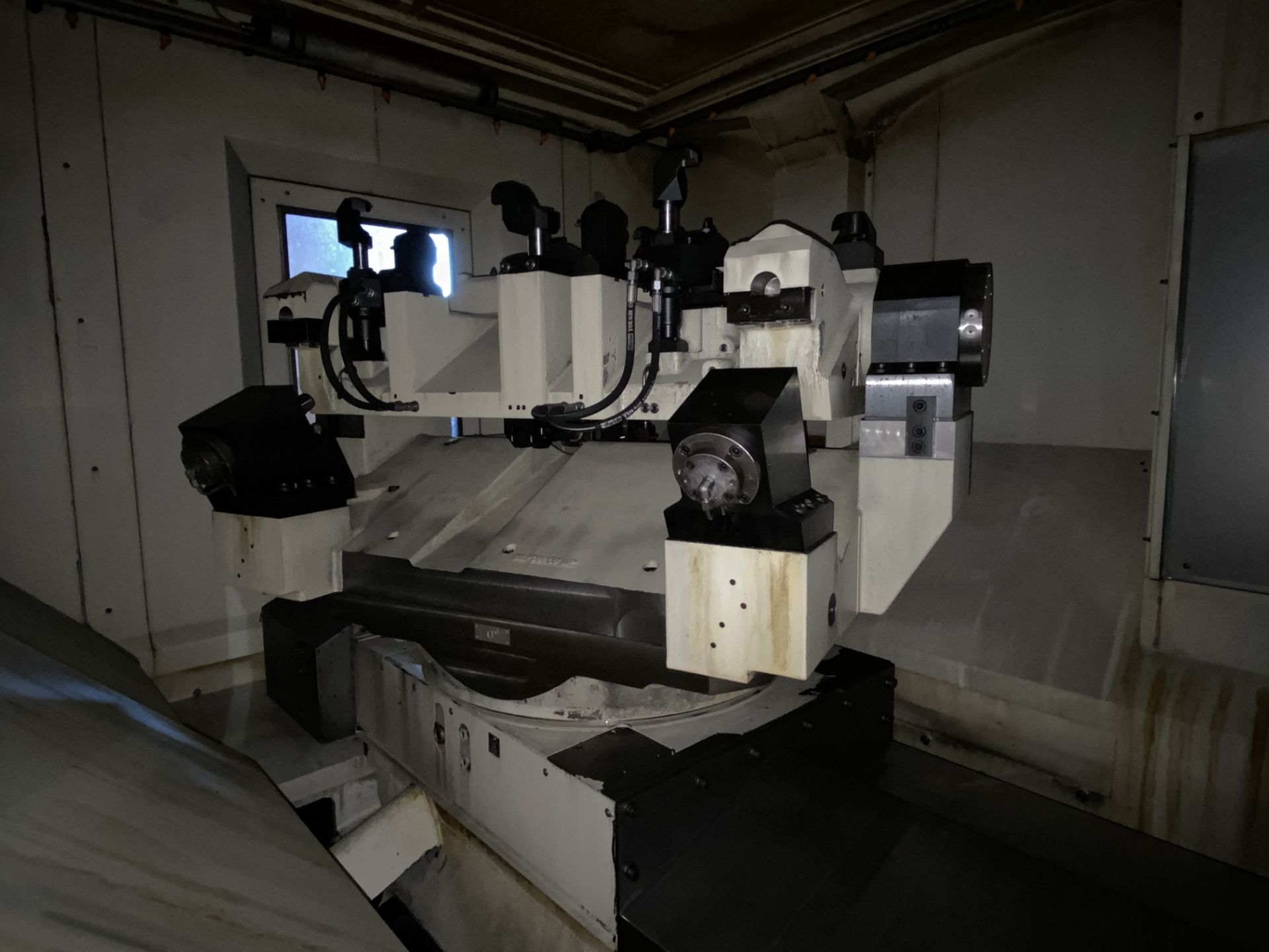 Lot 16 - 2011 Heller MCH 400D, Horizontal Machining Center
