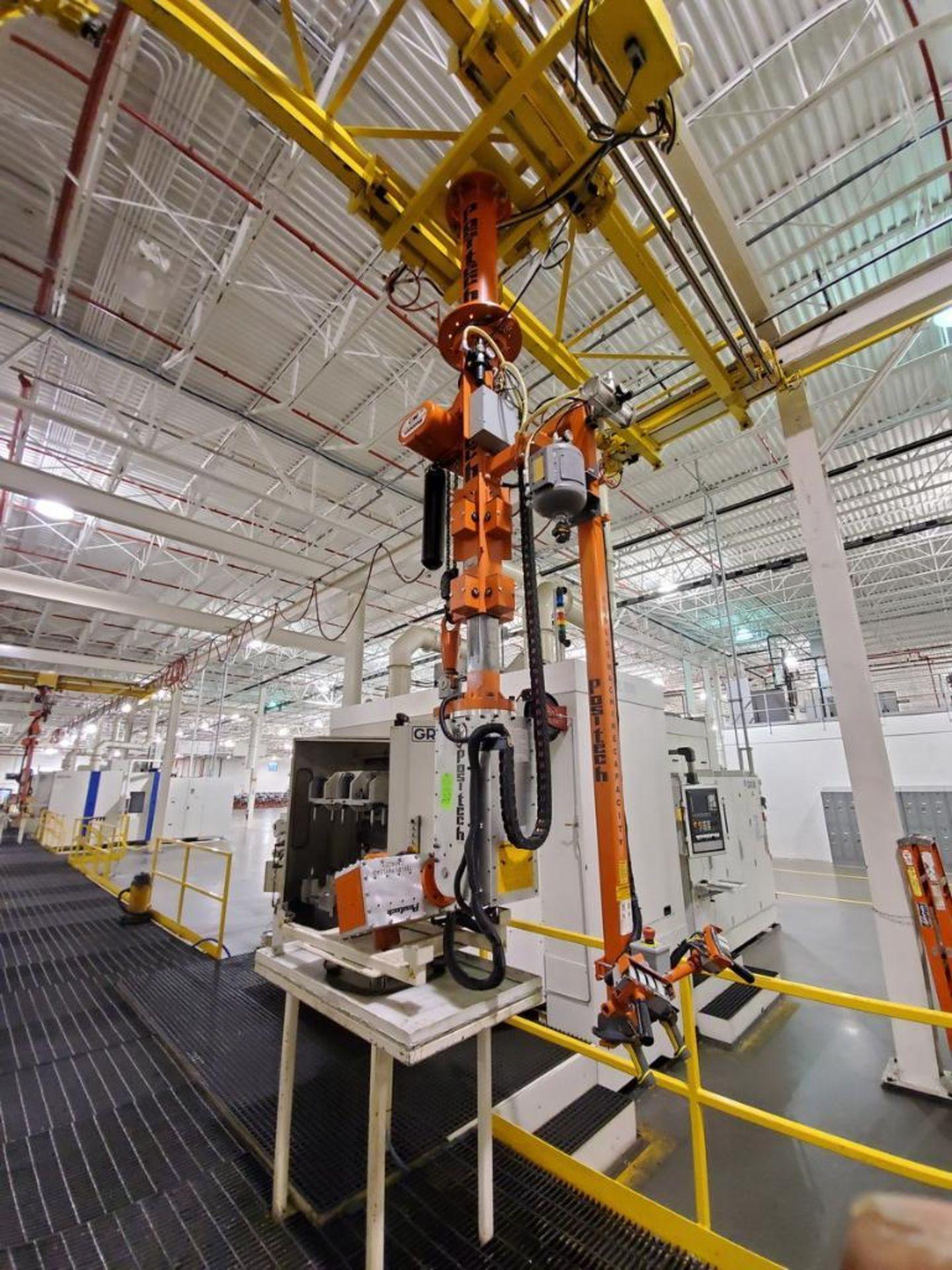 Lot 28 - Positech V Lift Vertical Rail Lifter