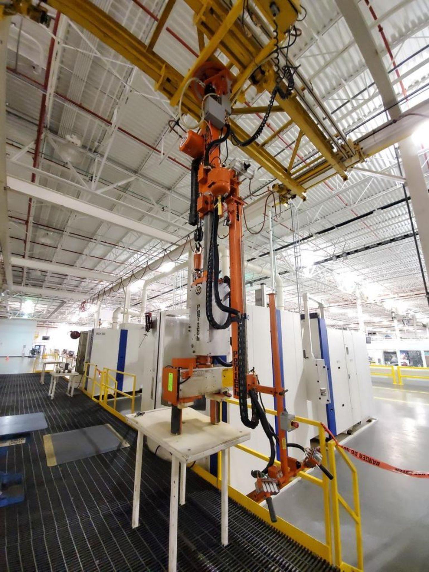 Lot 27 - Positech V Lift Vertical Rail Lifter