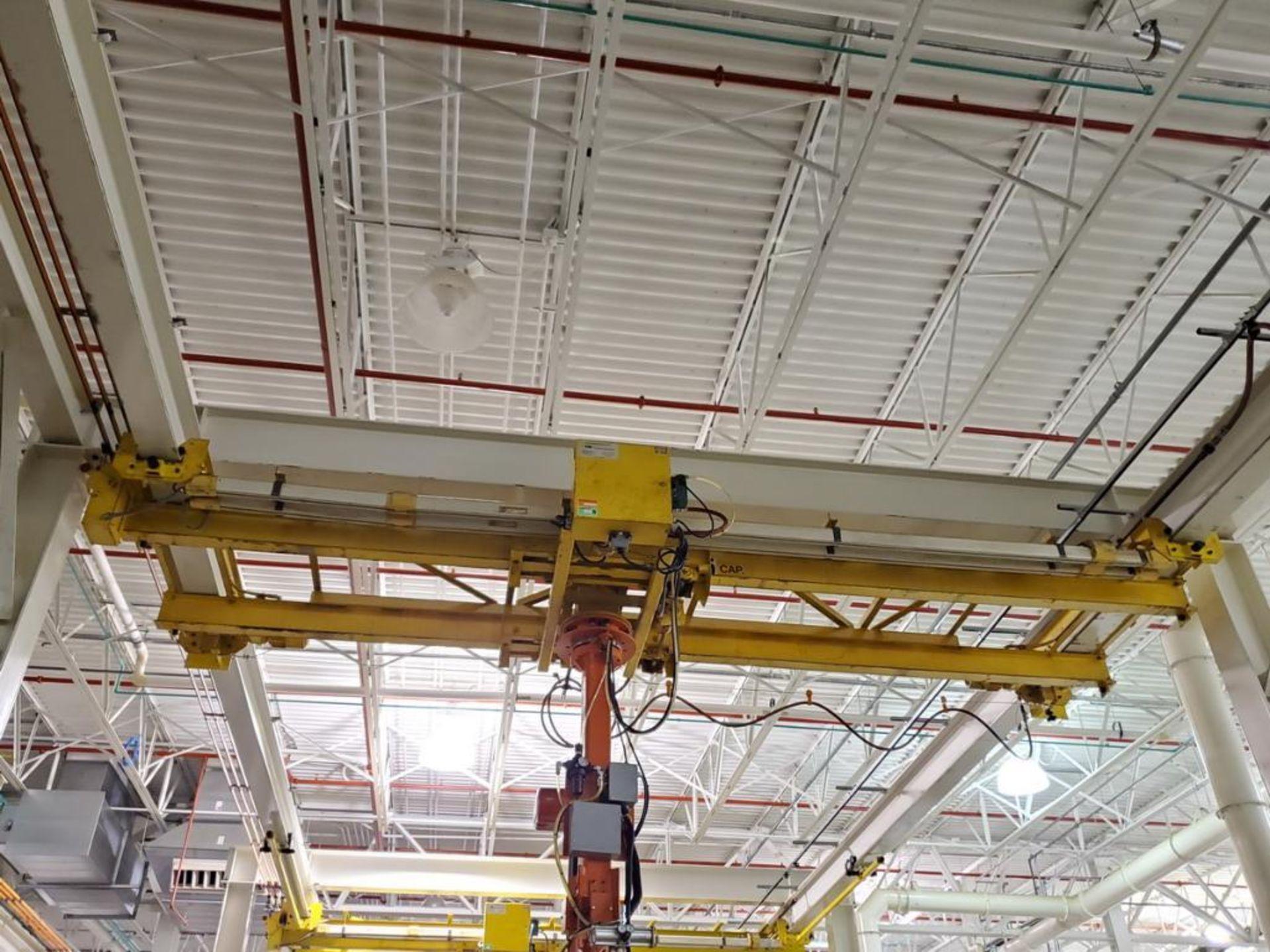 Lot 31 - T&M Equipment Co. Crane