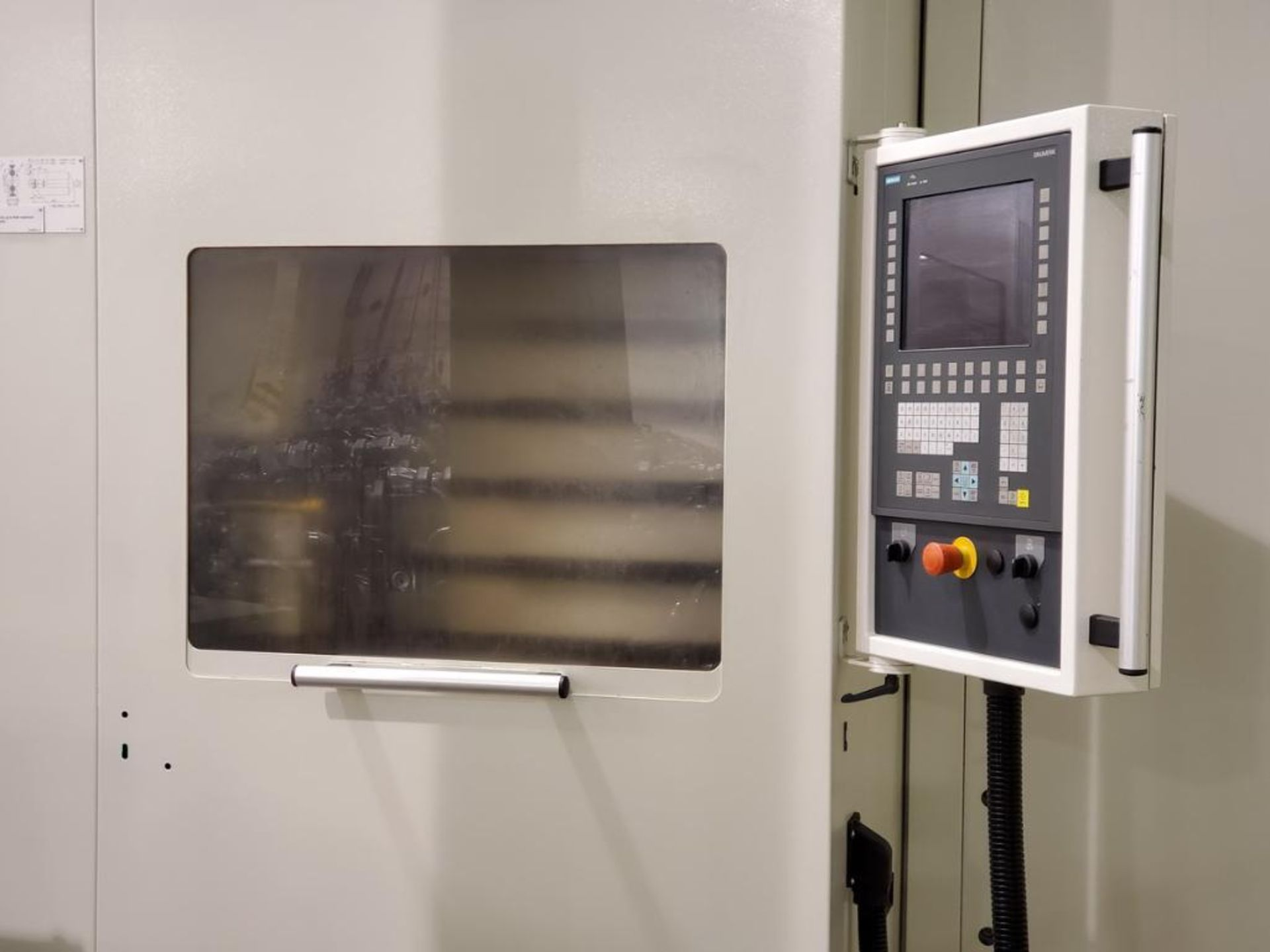 Lot 8 - 2011 Heller MCH 350 PC, Horizontal Machining Center