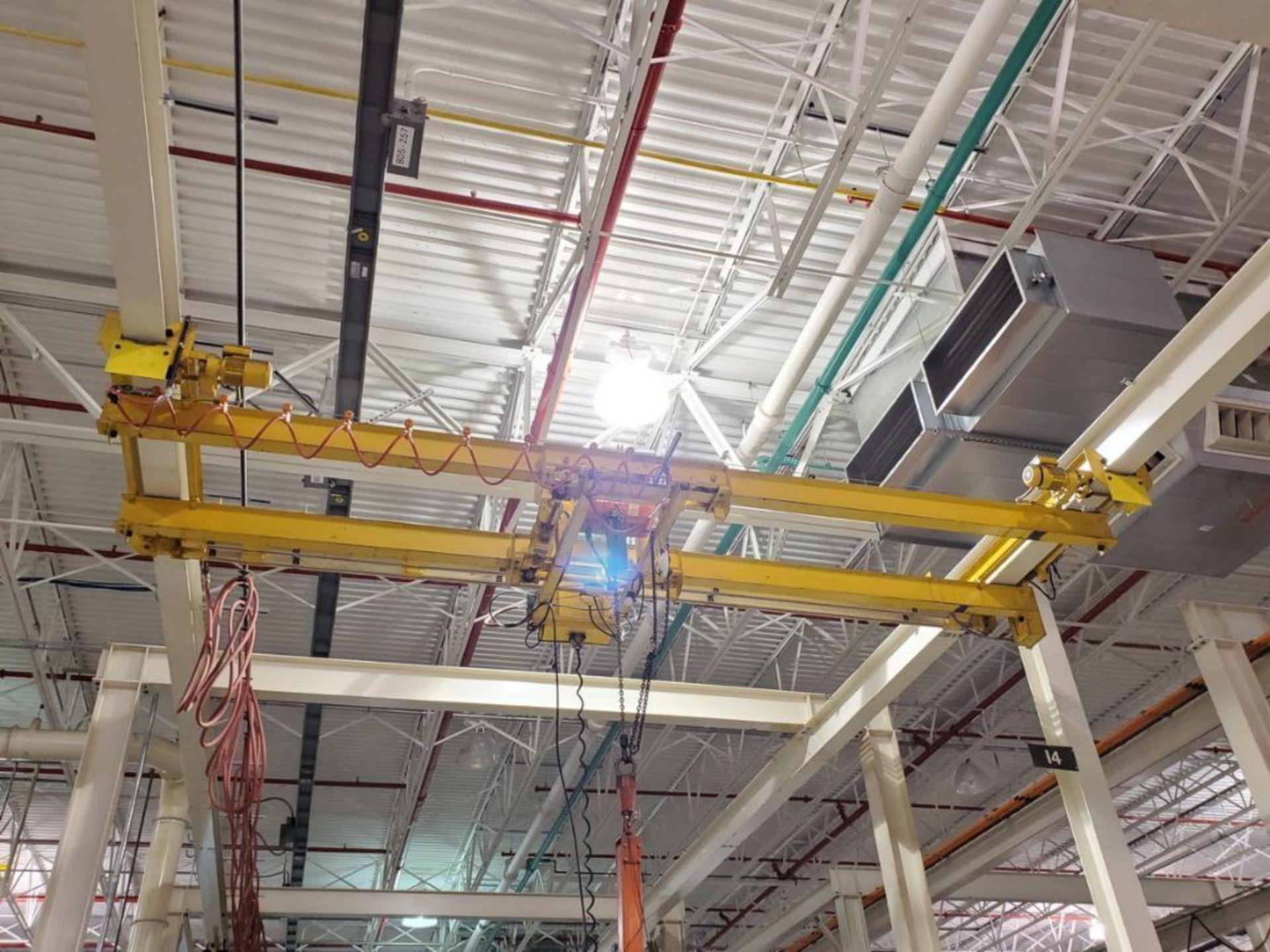 Lot 36 - T&M Equipment Co. Crane