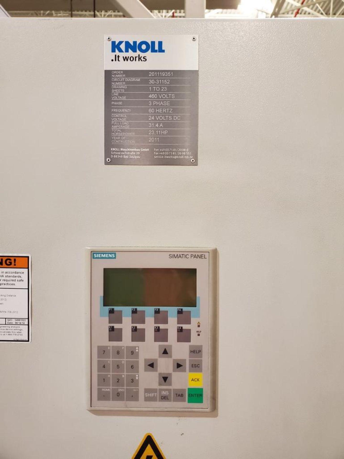Lot 10 - 2011 Heller MCD 450 D, Horizontal Machining Center