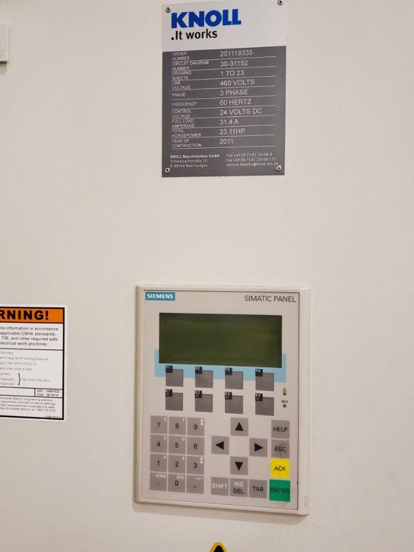 Lot 12 - 2011 Heller MCD 450 D, Horizontal Machining Center