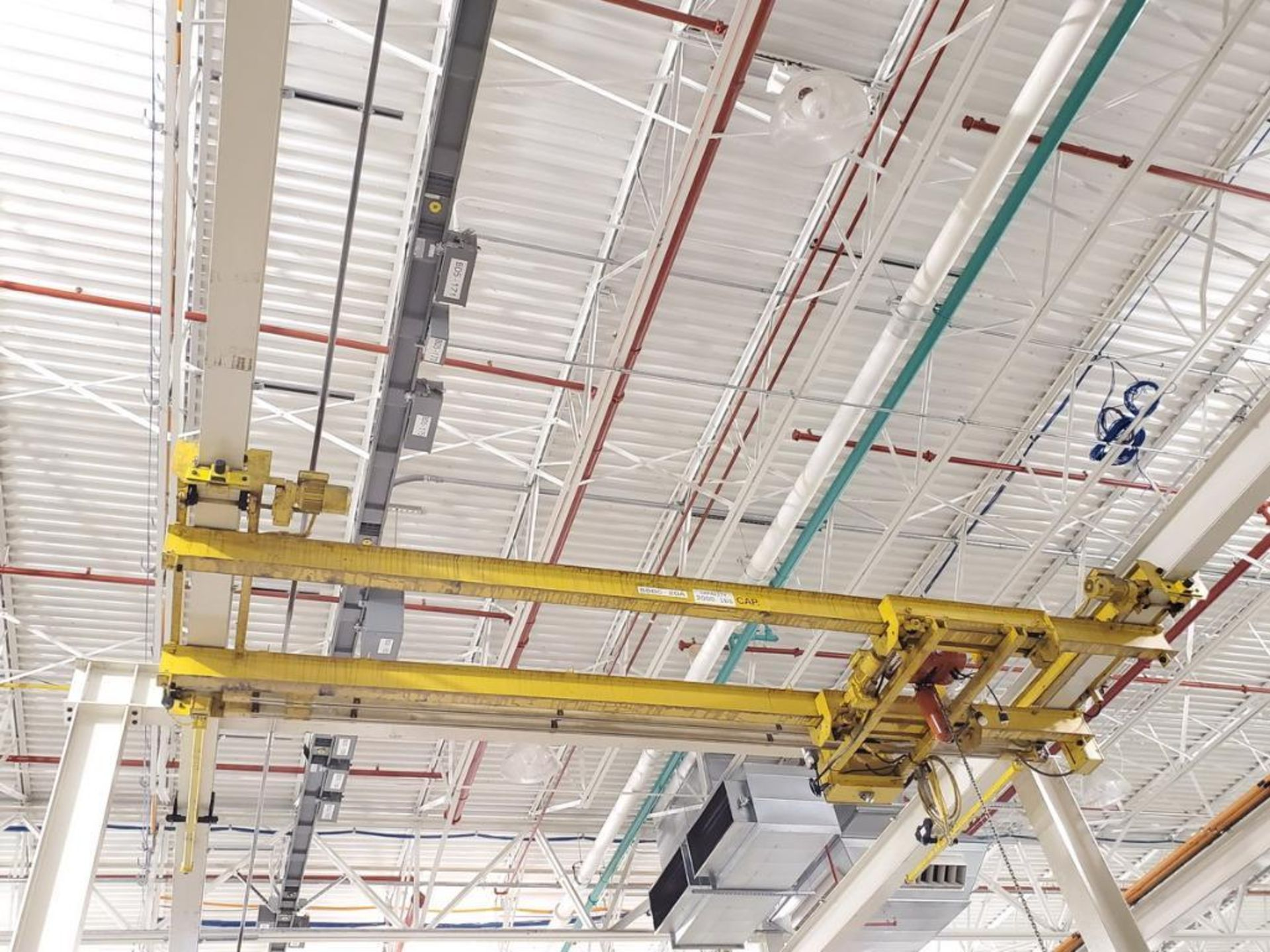Lot 38 - T&M Equipment Co. Crane