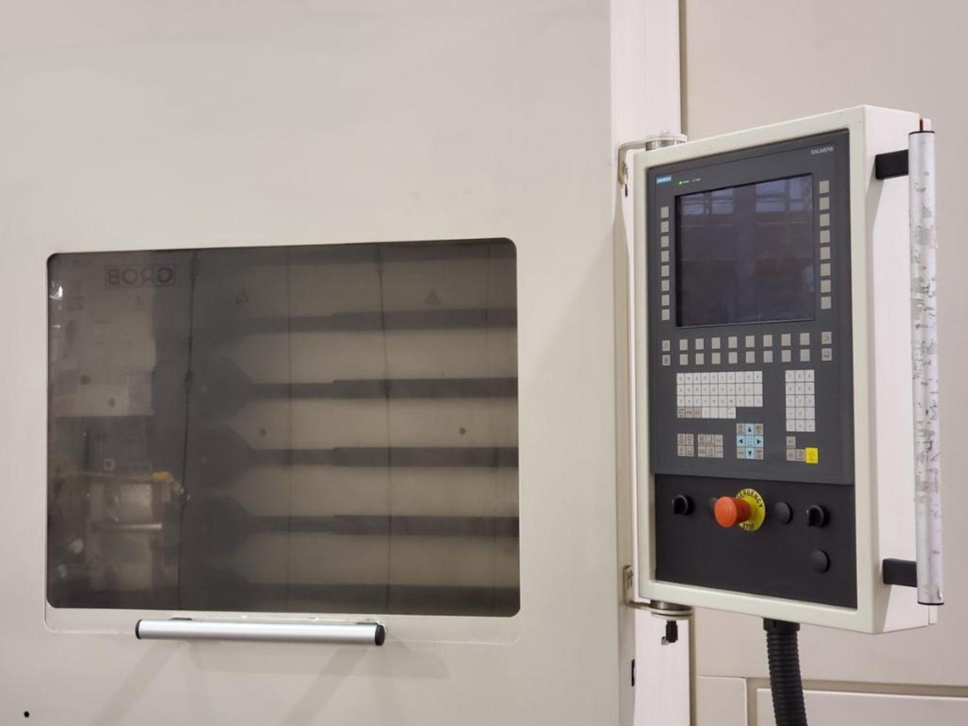 Lot 5 - 2011 Heller MCH 400 PC, Horizontal Machining Center