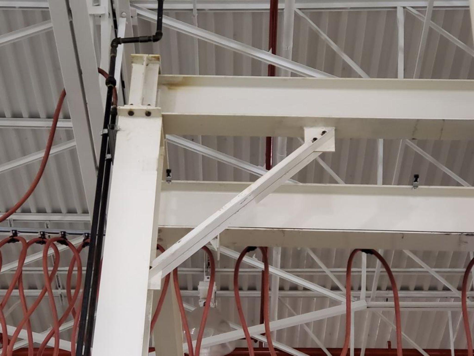 Lot 39 - Manual Crane System
