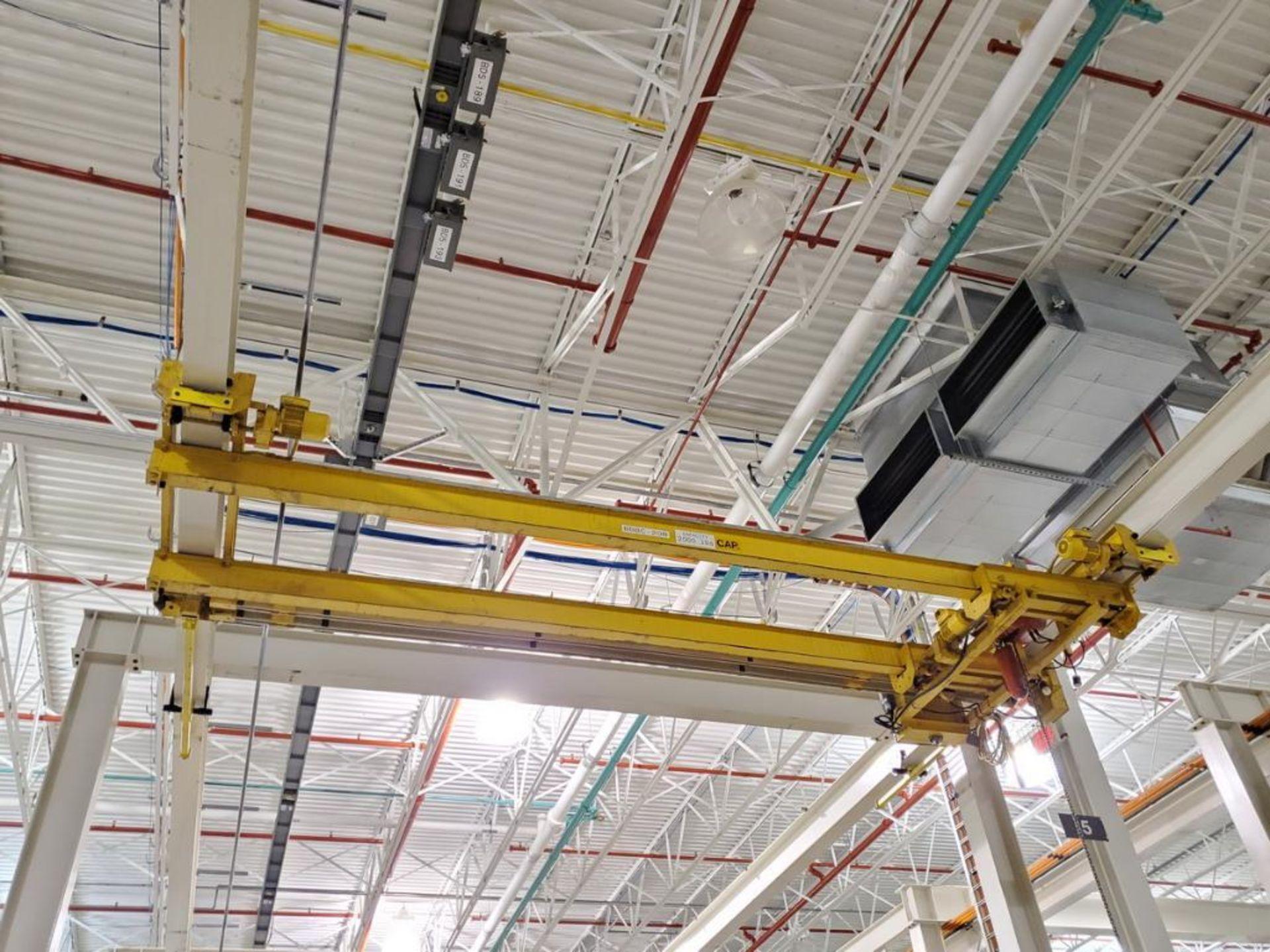 Lot 37 - T&M Equipment Co. Crane