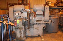 Gardner Model 125 Double Disc Grinder
