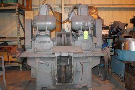 Gardner Model 115 Double Disc Grinder