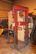 Adjustable Hydraulic H-Frame Press