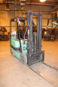 Mitsubishi Model FGC15K Forklift