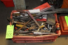 Entire Box of Misc. Hand Tools