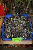Lot of Assorted Wrenches