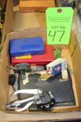 Assorted Measuring Tools