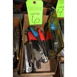 Lot of Allen Wrenches and Hex Sets