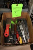 Lot of Assorted Scrapers and Punches