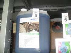 5 LITRE CAN OF GMI QUALITY RINSE AID