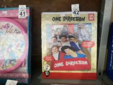 ONE DIRECTION SINGLE BED DUVET SET