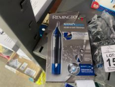REMINGTON NANO SERIES TRIMMER BOXED (WORKING)