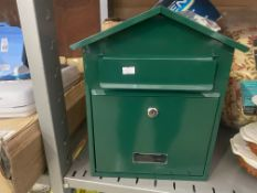 NEW POST BOX