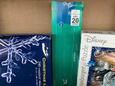 BOX OF NEW 3ML SYRINGES