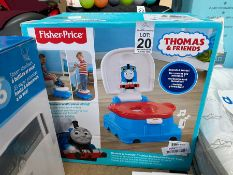 BOXED FISHER PRICE THOMAS AND FRIENDS POTTY