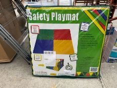 NEW SAFETY PLAYMAT IN PACKING