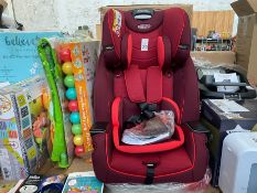 IMMACULATE GRACO SLIM FIT ALL IN ONE CAR SEAT