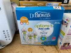 DR BROWN'S ANTI-COLIC BOTTLE BOXED