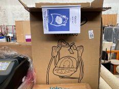GRACO LOVIN'HUG BABY SWING SEAT BOXED
