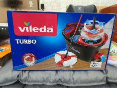 VILEDA TURBO MOP SET BOXED