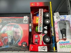 BOXED KIDS TRUCK TOY