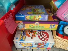 LOT OF 3 BOXED TOYS/PUZZLE