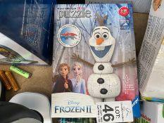 DISNEY FROZEN 2 BOXED PUZZLE