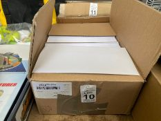 BOX OF NEW ENVELOPES