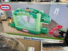 LITTLE TIKES DINO BOUNCER BOXED