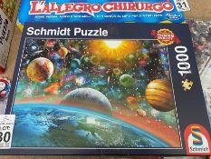 BOXED SCHMIDT 1000 PIECE PUZZLE
